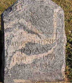 RYAN, WILLIAM HENRY - Black Hawk County, Iowa | WILLIAM HENRY RYAN