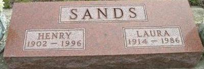 SANDS, LAURA - Black Hawk County, Iowa | LAURA SANDS