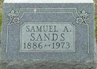 SANDS, SAMUEL A. - Black Hawk County, Iowa | SAMUEL A. SANDS