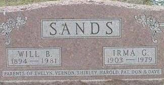 SANDS, WILL - Black Hawk County, Iowa | WILL SANDS