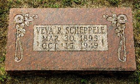 SCHEPPELE, VEVA R. - Black Hawk County, Iowa | VEVA R. SCHEPPELE