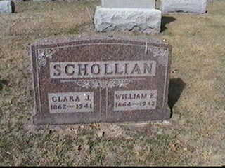 SCHOLLIAN, CLARA J. - Black Hawk County, Iowa | CLARA J. SCHOLLIAN
