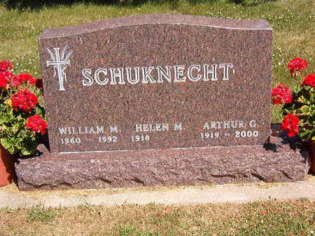 SCHUKNECHT, HELEN M. - Black Hawk County, Iowa | HELEN M. SCHUKNECHT