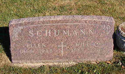SCHUMAN, WILLIAM - Black Hawk County, Iowa | WILLIAM SCHUMAN