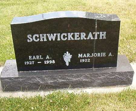 SCHWICKERATH, EARL A. - Black Hawk County, Iowa | EARL A. SCHWICKERATH