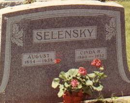 SELENSKY, AUGUST - Black Hawk County, Iowa | AUGUST SELENSKY