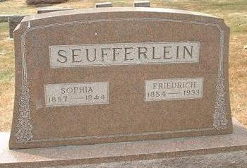 SEUFFERLEIN, SOPHIA - Black Hawk County, Iowa | SOPHIA SEUFFERLEIN