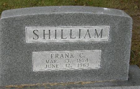 SHILLIAM, FRANK C. - Black Hawk County, Iowa | FRANK C. SHILLIAM