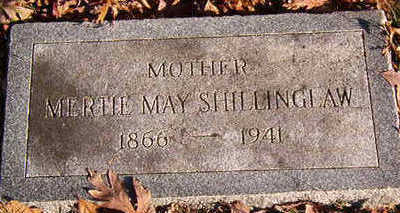 SHILLINGLAW, MERTIE MAY - Black Hawk County, Iowa | MERTIE MAY SHILLINGLAW