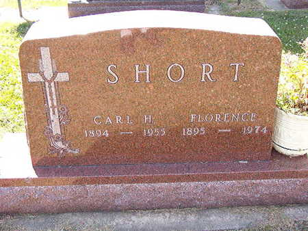 SHORT, CARL H - Black Hawk County, Iowa | CARL H SHORT