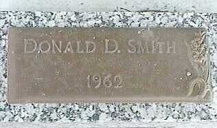 SMITH, DONALD D. - Black Hawk County, Iowa | DONALD D. SMITH