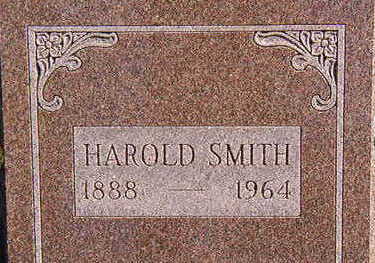 SMITH, HAROLD - Black Hawk County, Iowa | HAROLD SMITH