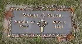 SMITH, VIOLET C. - Black Hawk County, Iowa | VIOLET C. SMITH