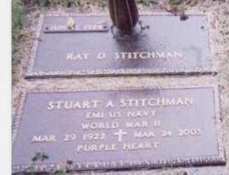STITCHMAN, STUART A. - Black Hawk County, Iowa | STUART A. STITCHMAN