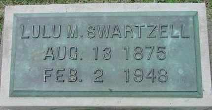 SWARTZELL, LULU MAY - Black Hawk County, Iowa | LULU MAY SWARTZELL