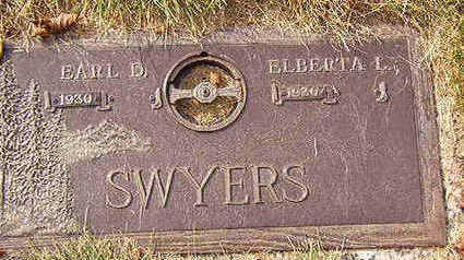 SWYERS, EARL D. - Black Hawk County, Iowa | EARL D. SWYERS