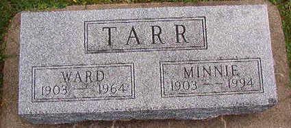TARR, WARD - Black Hawk County, Iowa | WARD TARR