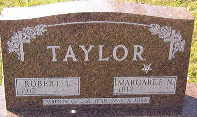 TAYLOR, ROBERT L. - Black Hawk County, Iowa | ROBERT L. TAYLOR
