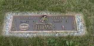 THOMAS, HERBERT J. - Black Hawk County, Iowa | HERBERT J. THOMAS