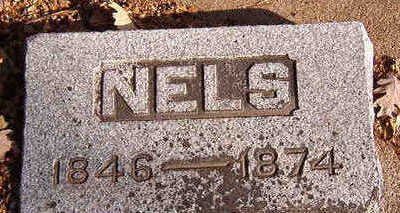 THOMPSON, NELS - Black Hawk County, Iowa | NELS THOMPSON