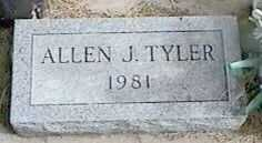 TYLER, ALLEN J. - Black Hawk County, Iowa | ALLEN J. TYLER