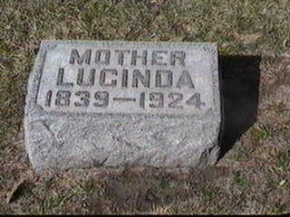 UNKNOWN, LUCINDA - Black Hawk County, Iowa | LUCINDA UNKNOWN