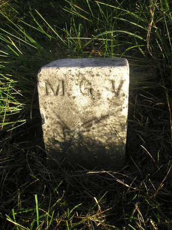VANGUNDY, MGV (MARY) - Black Hawk County, Iowa | MGV (MARY) VANGUNDY