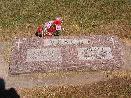 VEACH, GOLDA P. - Black Hawk County, Iowa | GOLDA P. VEACH