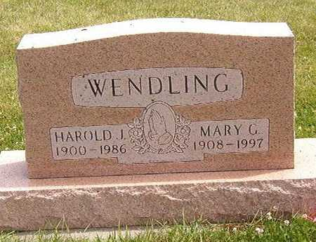WENDLING, MARY G. - Black Hawk County, Iowa | MARY G. WENDLING