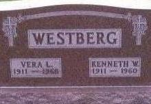 WESTBERG, KENNETH W - Black Hawk County, Iowa | KENNETH W WESTBERG