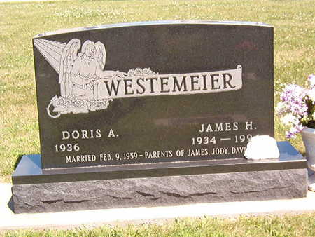 WESTEMEIER, DORIS A. - Black Hawk County, Iowa | DORIS A. WESTEMEIER