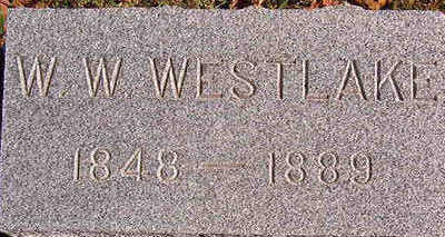 WESTLAKE, W. W. - Black Hawk County, Iowa | W. W. WESTLAKE