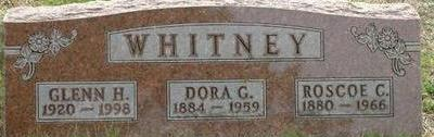 WHITNEY, DORA - Black Hawk County, Iowa | DORA WHITNEY