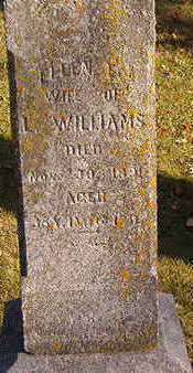 WILLIAM, ELLEN - Black Hawk County, Iowa | ELLEN WILLIAM