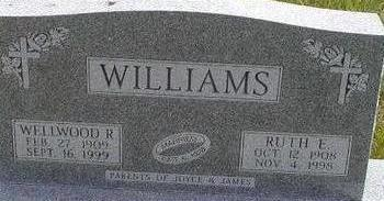 WILLIAMS, RUTH E. - Black Hawk County, Iowa | RUTH E. WILLIAMS