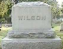 WILSON, MONUMENT - Black Hawk County, Iowa | MONUMENT WILSON