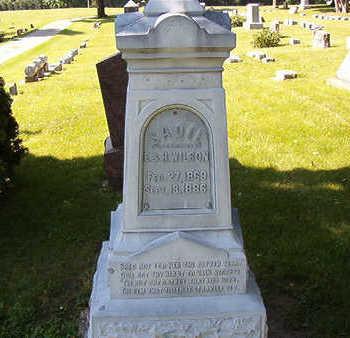 WILSON, SADIE - Black Hawk County, Iowa | SADIE WILSON