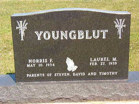 YOUNGBLUT, NORRIS F. - Black Hawk County, Iowa | NORRIS F. YOUNGBLUT