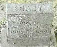 ZERKLE, BABY - Black Hawk County, Iowa | BABY ZERKLE