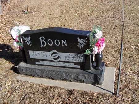 BOON, SHIRLEY - Boone County, Iowa | SHIRLEY BOON