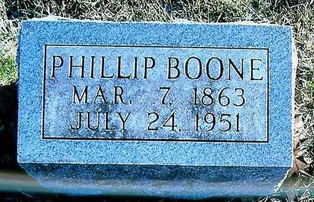 BOONE, PHILLIP - Boone County, Iowa | PHILLIP BOONE