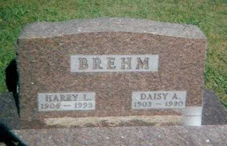 BREHM, HARRY L - Boone County, Iowa | HARRY L BREHM