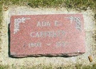 HELPHREY CAFFERTY, ADA E. - Boone County, Iowa | ADA E. HELPHREY CAFFERTY