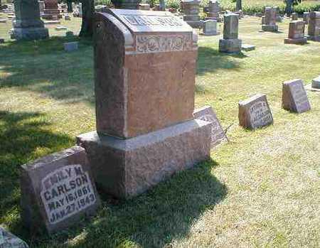 CARLSON, FAMILY - Boone County, Iowa | FAMILY CARLSON