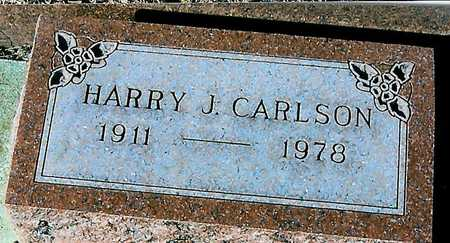 CARLSON, HARRY J. - Boone County, Iowa | HARRY J. CARLSON
