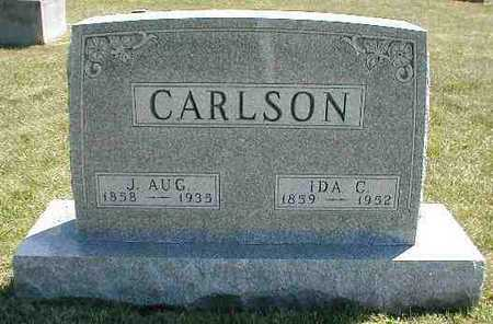 CARLSON, J. AUG. - Boone County, Iowa | J. AUG. CARLSON