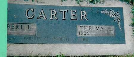 CARTER, ALBERT L. - Boone County, Iowa | ALBERT L. CARTER