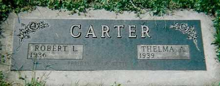 CARTER, ROBERT L. - Boone County, Iowa | ROBERT L. CARTER