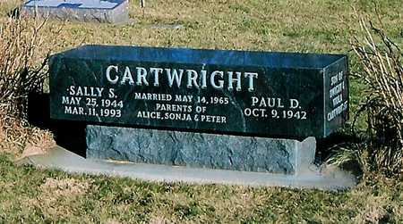 CARTWRIGHT, PAUL D. - Boone County, Iowa | PAUL D. CARTWRIGHT