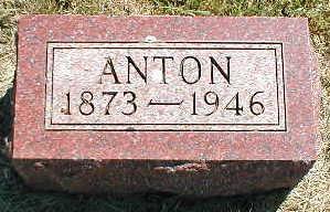 CHALLBERG, ANTON - Boone County, Iowa | ANTON CHALLBERG